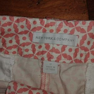 New York & Company Shorts! NWOT!!
